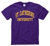 Image for Basic tee- St. Catherine University (available in 3X)