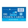 Image for Index cards- plain