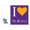 Image for Sticker- I Heart St. Kate's (mini)
