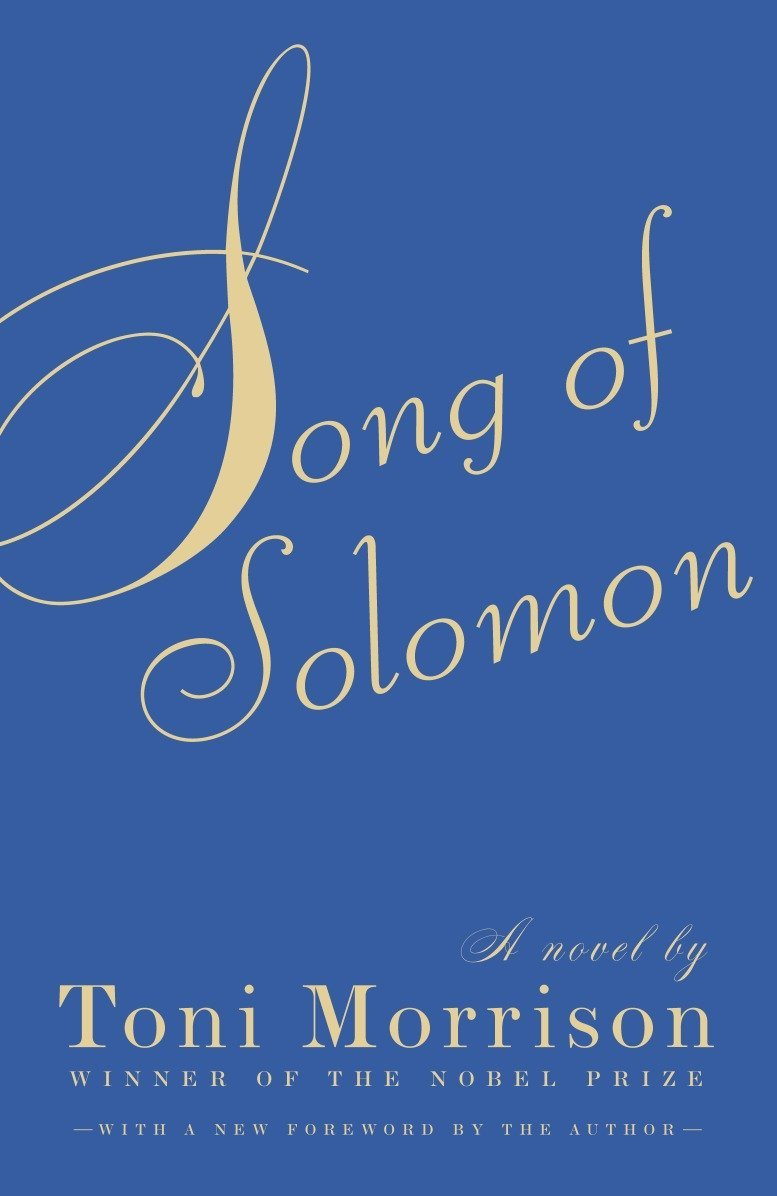 Image For Song of Solomon by Toni Morrison