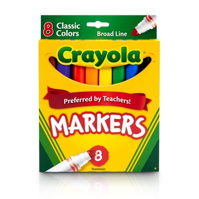Image For Marker 8-pack