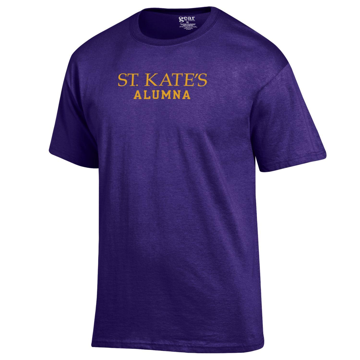 Image For Alumna tee- St. Kate's