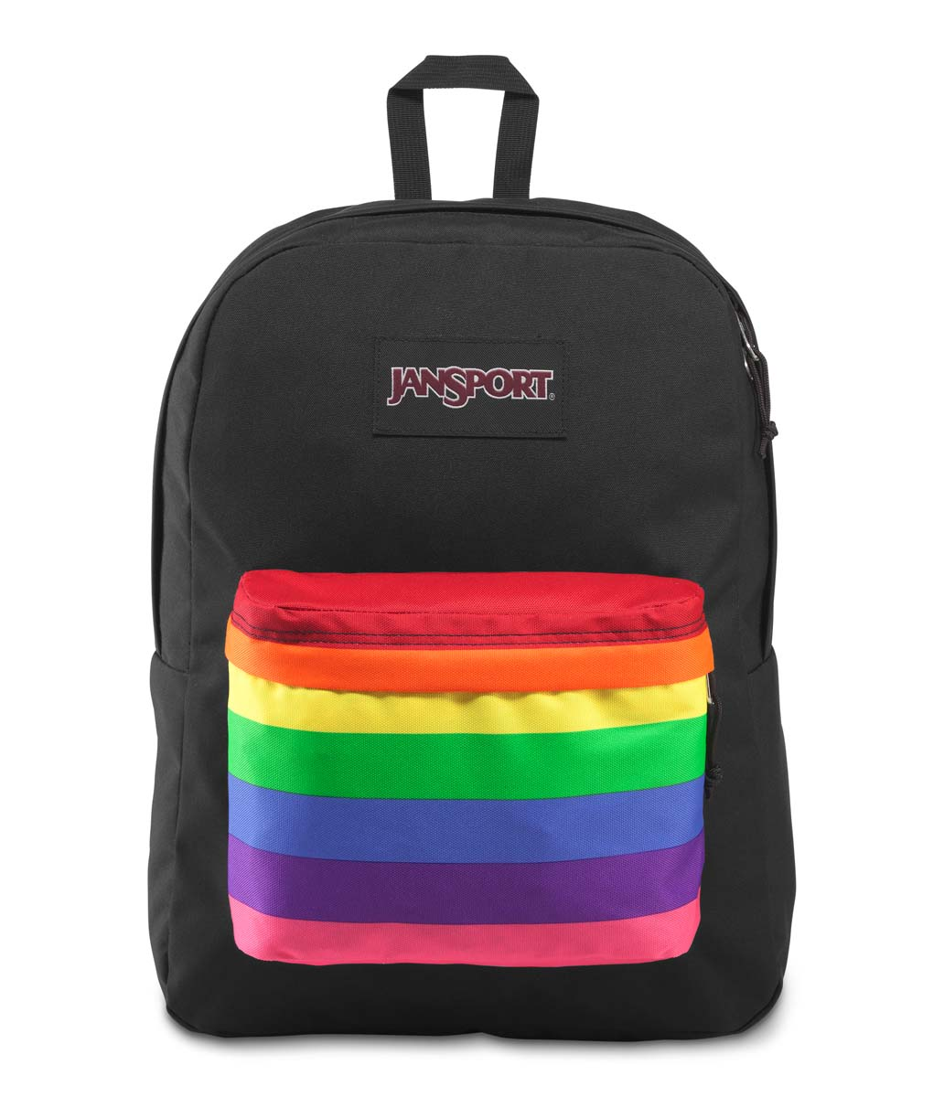 Image For JANSPORT RAINBOW DREAMS
