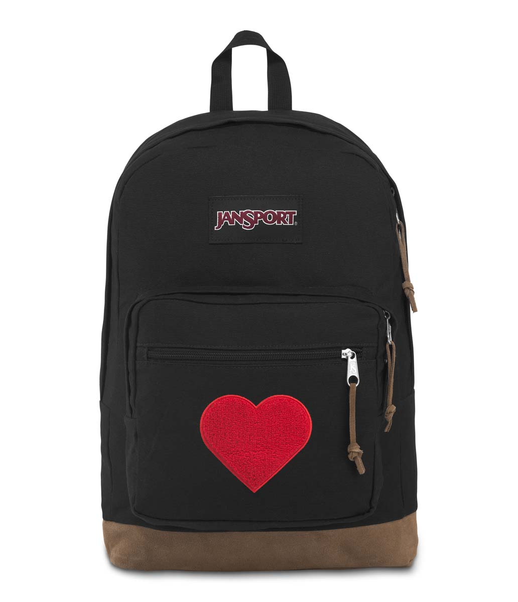 Image For JANSPORT BACKPACK ALL THE LOVE