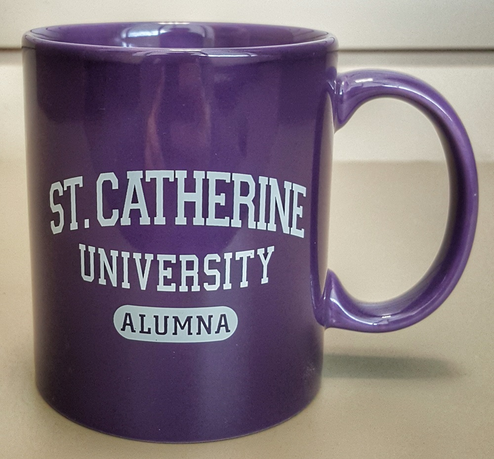 Image For Coffee mug- Alumna